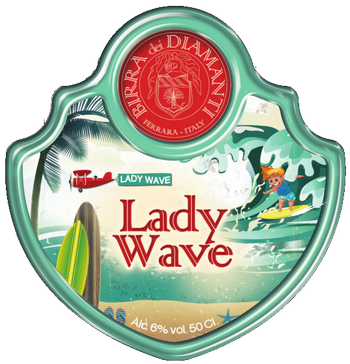 Birra Lady Wave, Birra Dei Diamanti